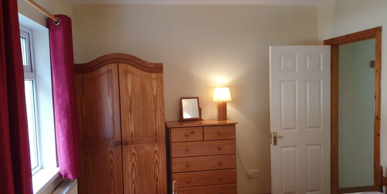 Maire Mc Enhill apt bedroom 2 wardrobe area 2020