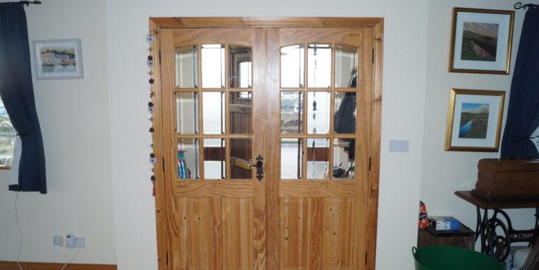 RANDALL - DOUBLE DOORS.