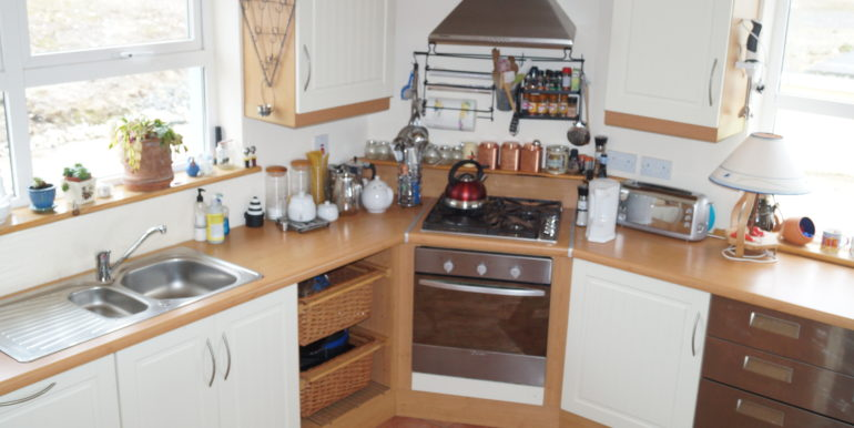 RANDALL - KITCHEN - COOKER AREA.