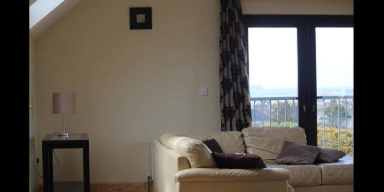 Frank Carr - No 6 Port Arthur - Living Area 2