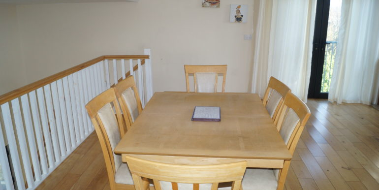 Frank Carr - No. 6 Kitchen table area.