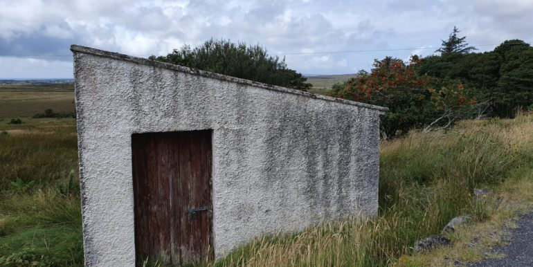 Crohyboyle - small shed.
