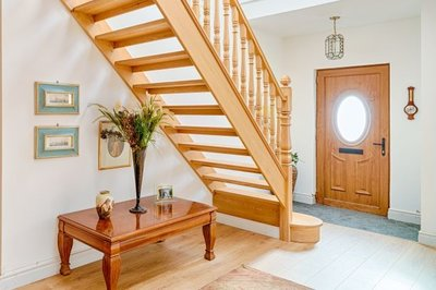 Toberkeen, Dungloe - Staircase.