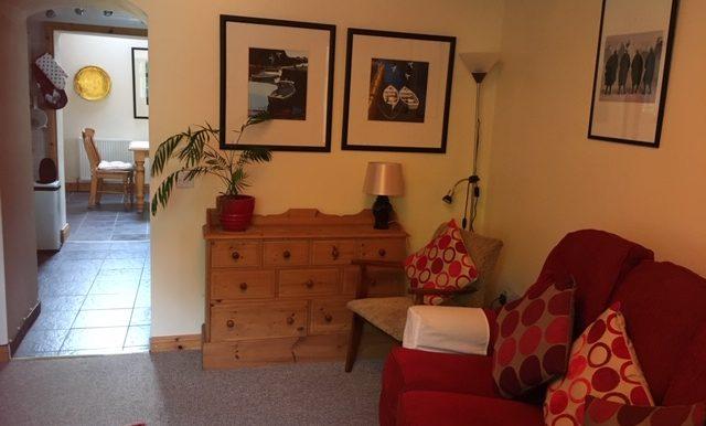 Mc Murray - Sitting room area.