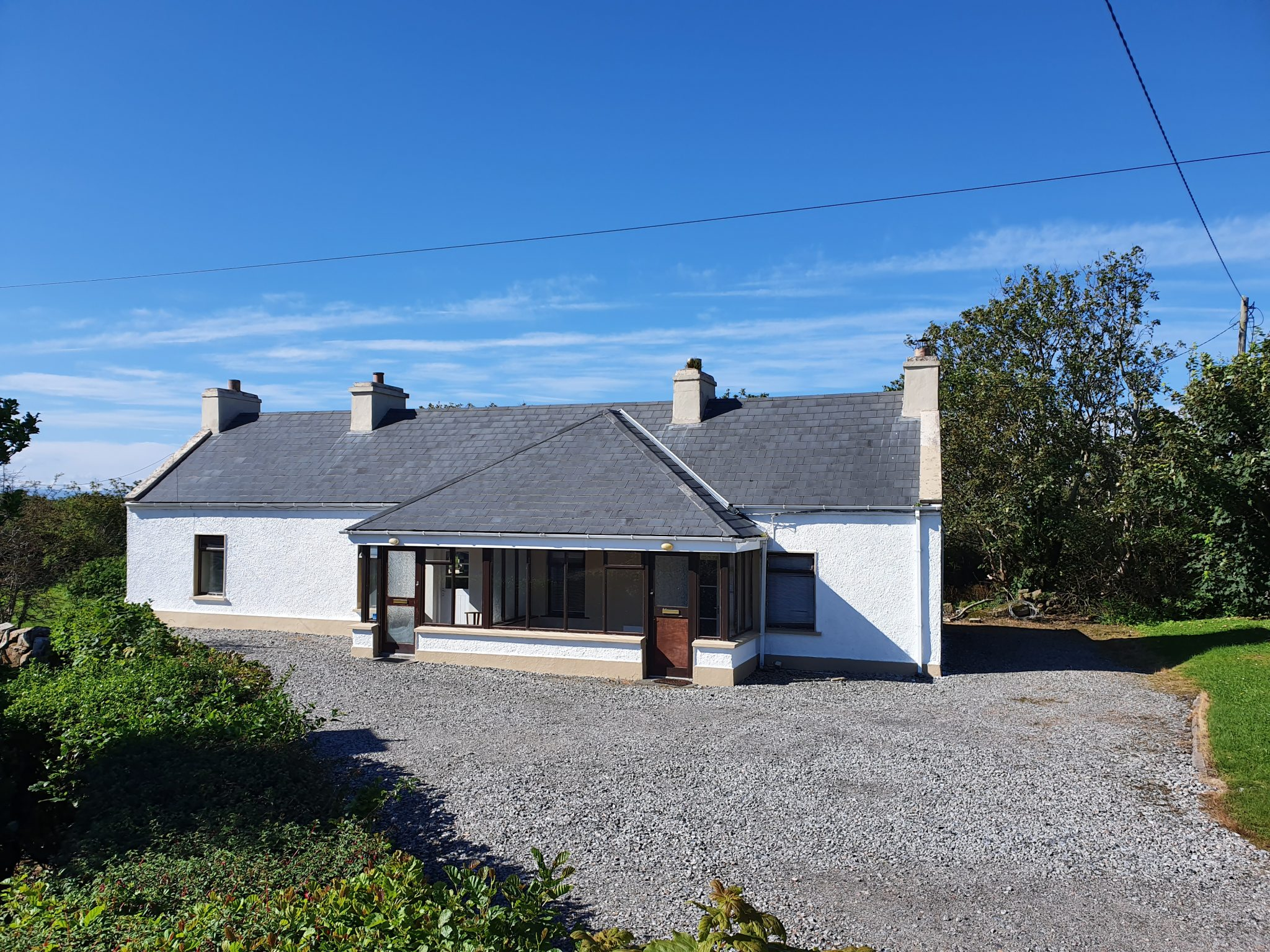 Traditional Style House – Lackenagh, Burtonport.