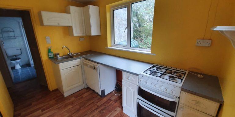 Angela Boyle - Yellow Kitchen - Diner