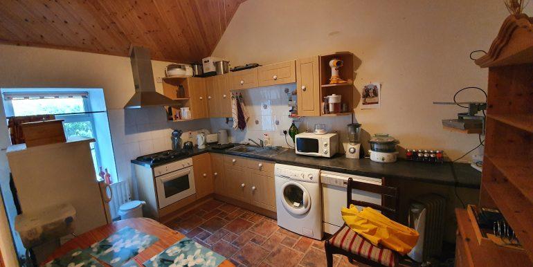 Owen Gallagher kitchen Glenahilt Sept 2020