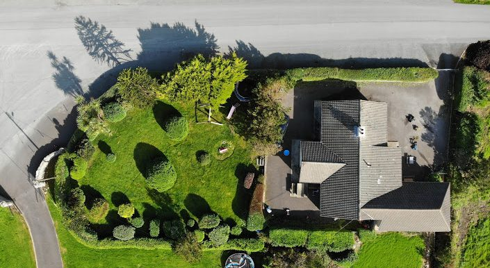Paul Gallagher - Brinleck - 12 - Over view of house