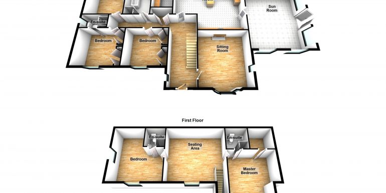 Paul Gallagher, Susan - Dormer bungalow Floor Plan.
