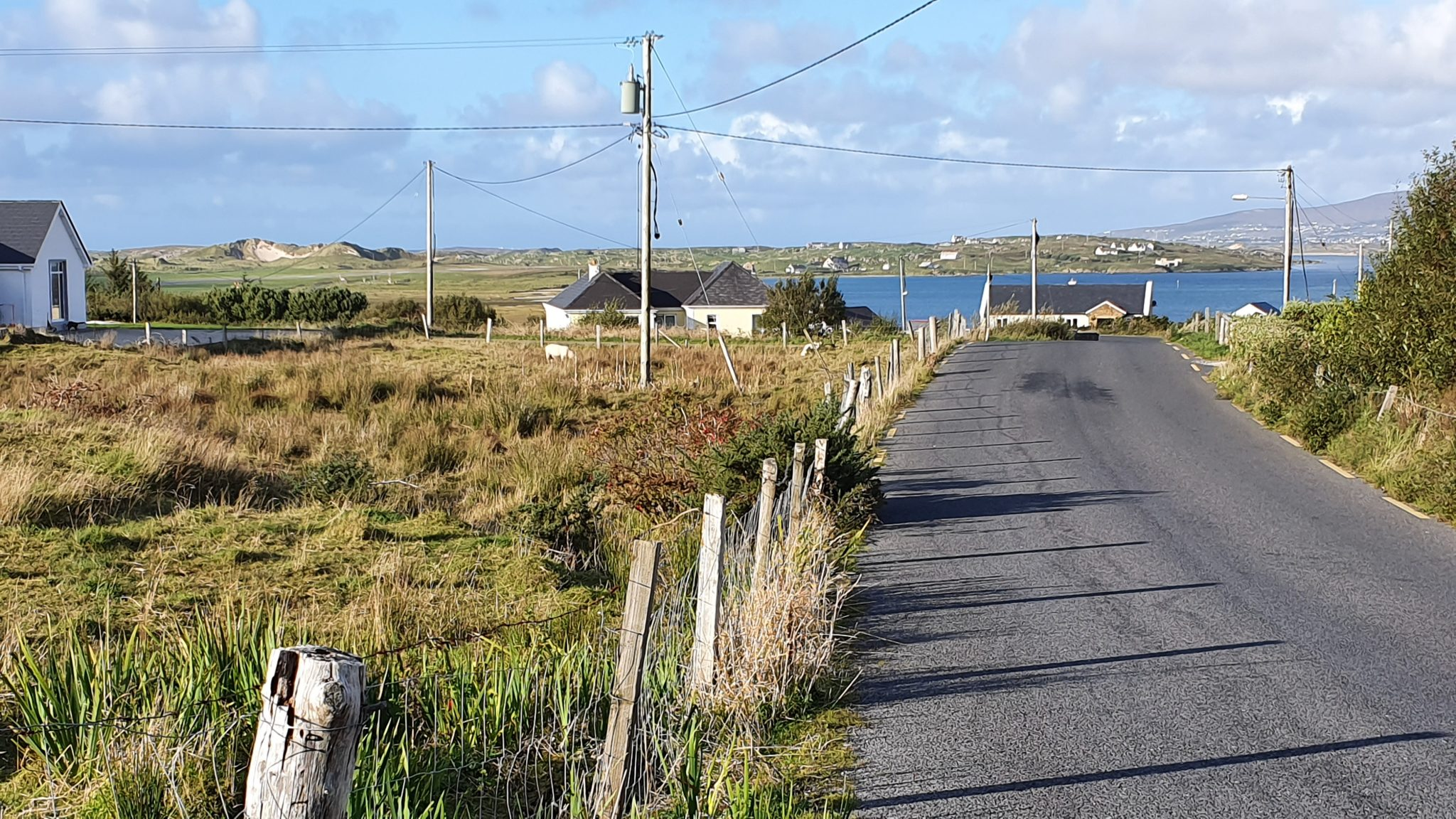 Braade, Kinkasslagh, Co. Donegal – Site For Sale.