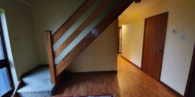 Mc Monagle - Hall and staircase.