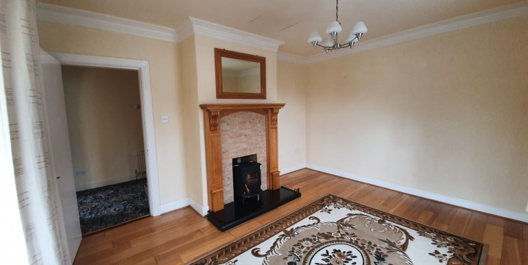 Sisters Carnmore Road family room Sept 2020