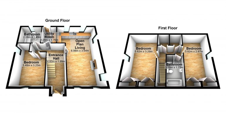 Greg Bradley Arranmore views 3 Arran View - Floorplan