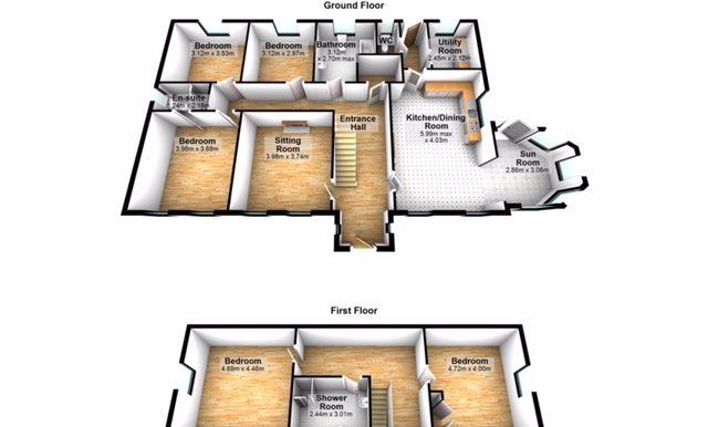 Neily Martin - House Plan.