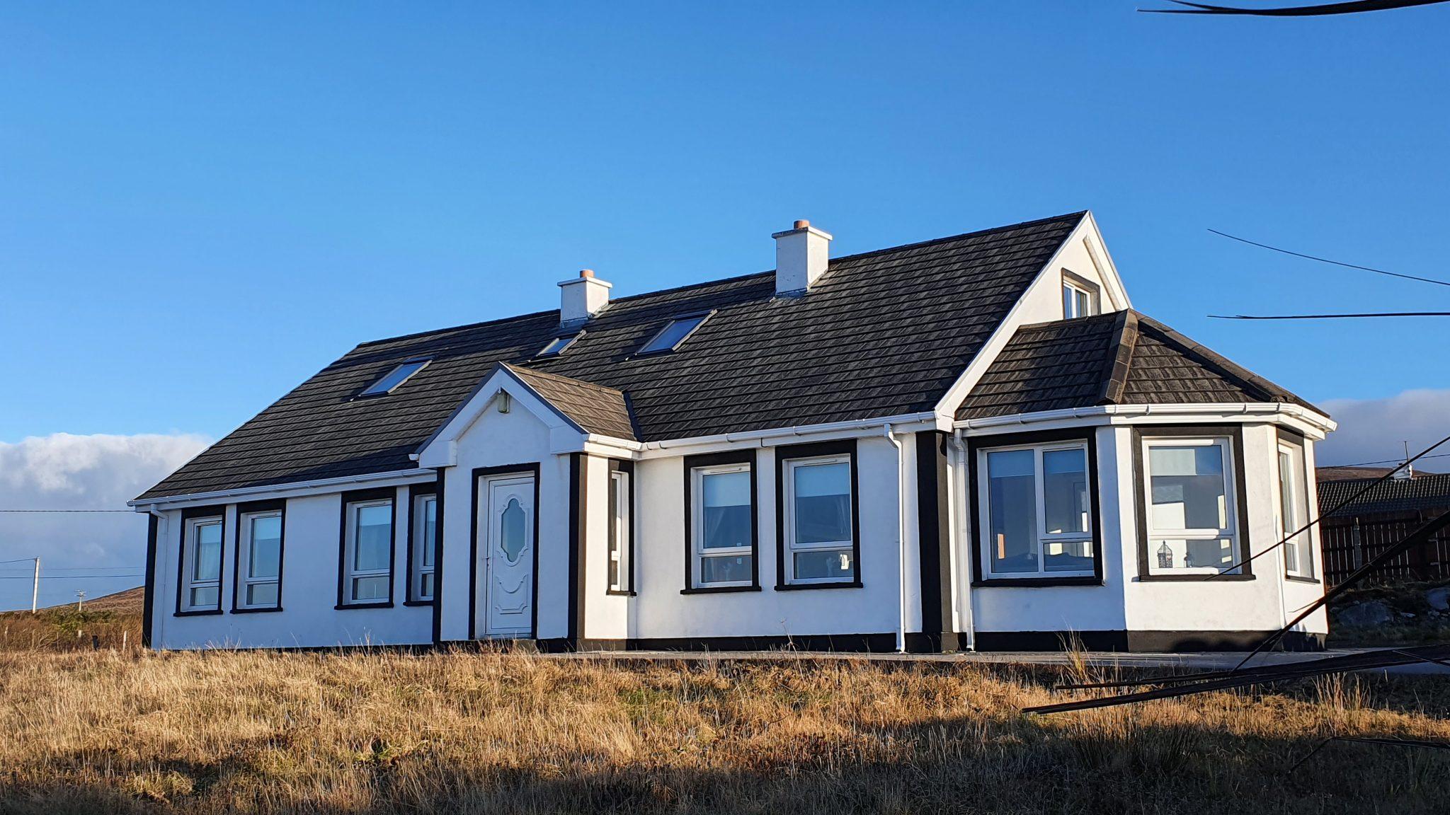 5 Bedroom House – Glassagh Upper.