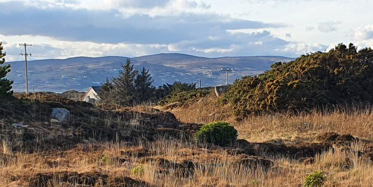 No 3 Arranmore View. Feb.