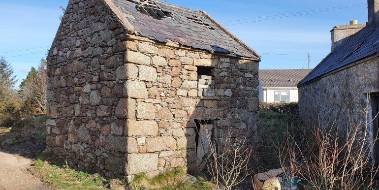 Sean Mc Bride - Stone shed 1.