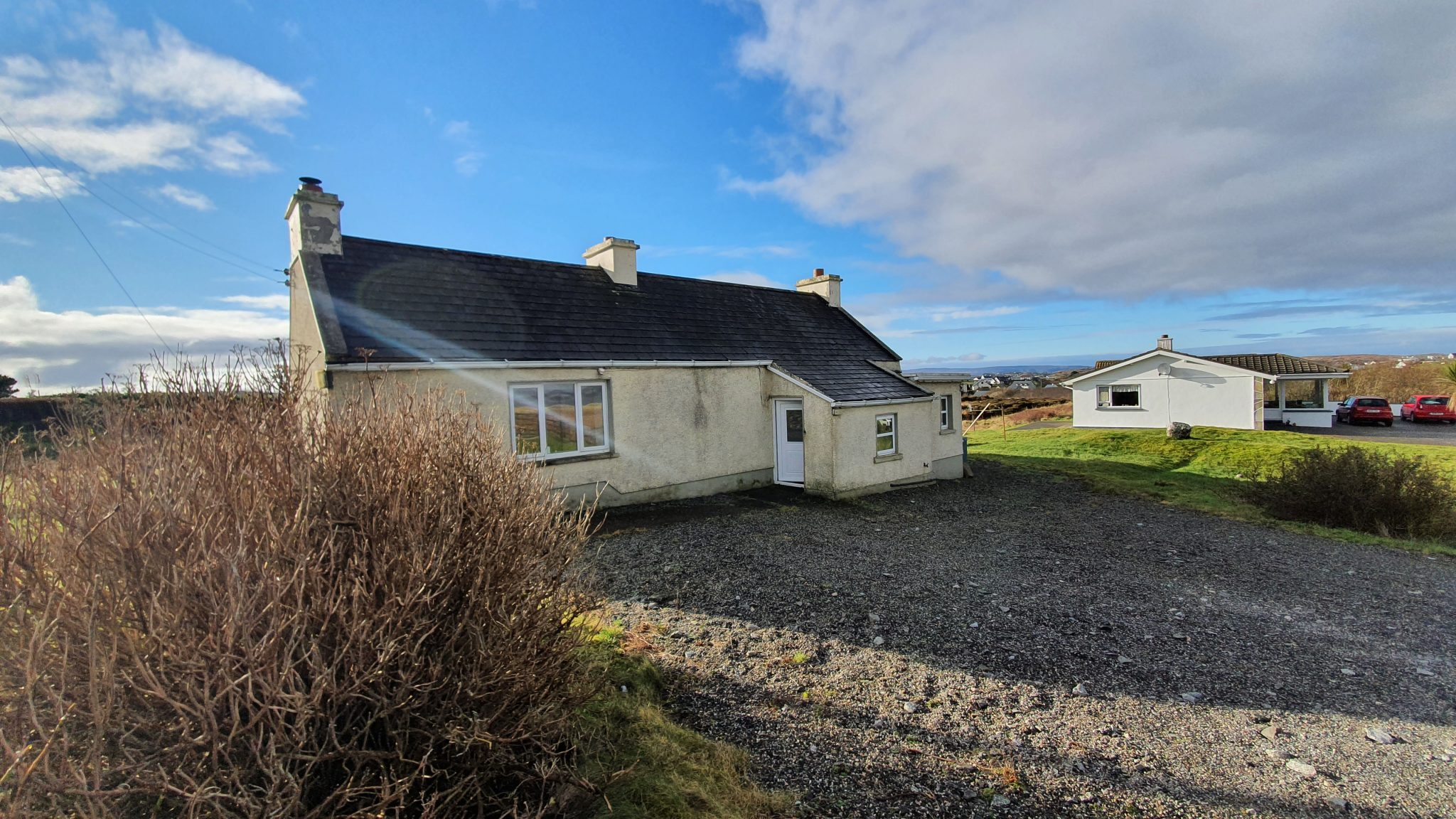 Braade, Kincasslagh – A 2 Bedroom Cottage Style House with Spectacular views.