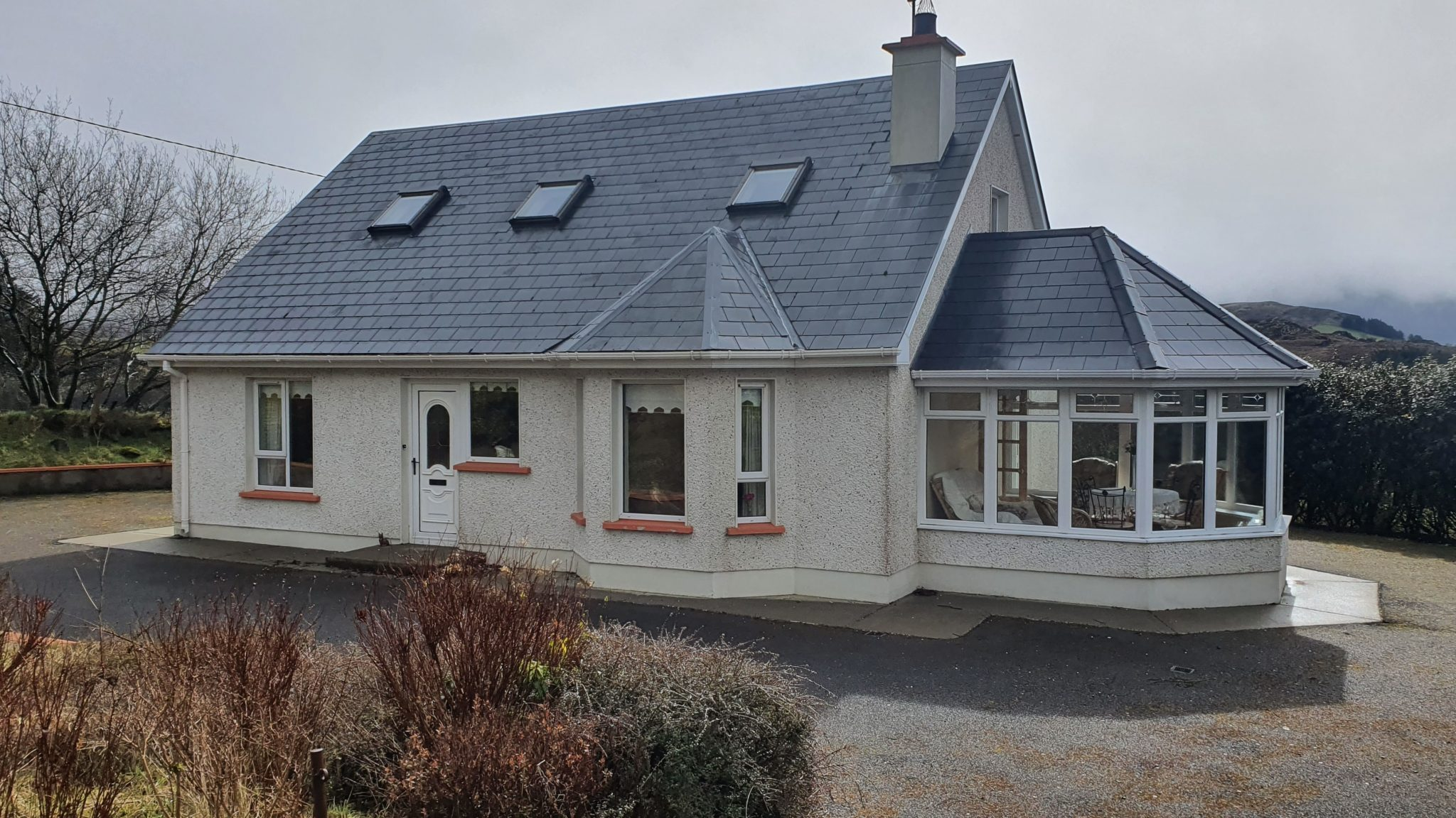 GORTCALLY, KERRYKEEL  – 4 Bedroom Bungalow – Offers from €130,000.00