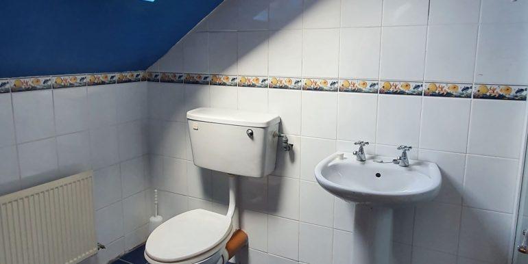 Joe Joyce -A-Shower room first floor May 2021