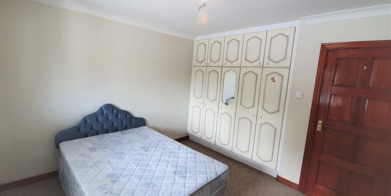 Joe Joyce bedroom 2 May 2021
