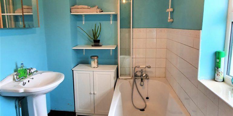 Catherine Mc Bride Ballyboes bathroom