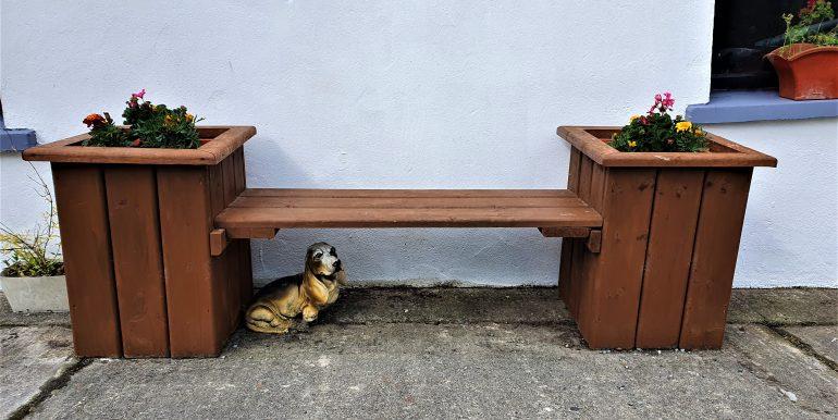 Catherine Mc Bride Ballyboes front bench