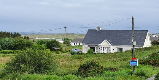 3 BEDROOM BUNGALOW FOR SALE IN LUNNIAGH, DERRYBEG.