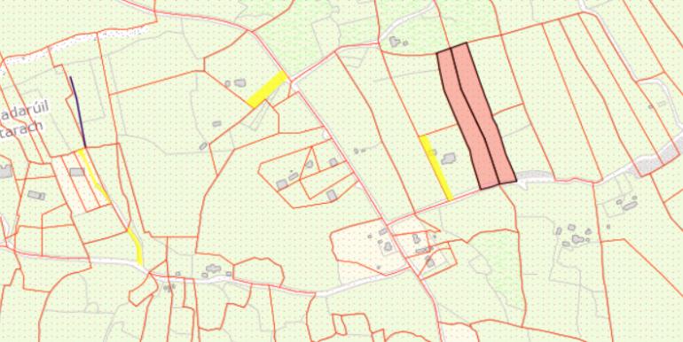 Billy Mc Kay Derrydruel site map (1)