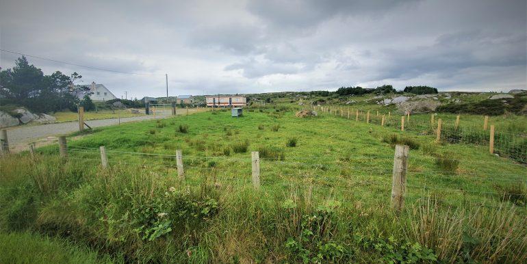 Billy mc Kay Derrydruel Long shot of Caravan adj July 2021 (1)