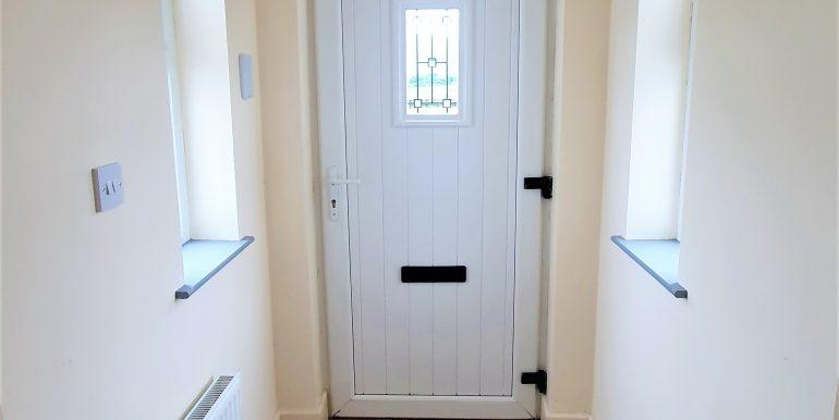 Danny Walsh front hallway no 3 Carrickataskin July 2021