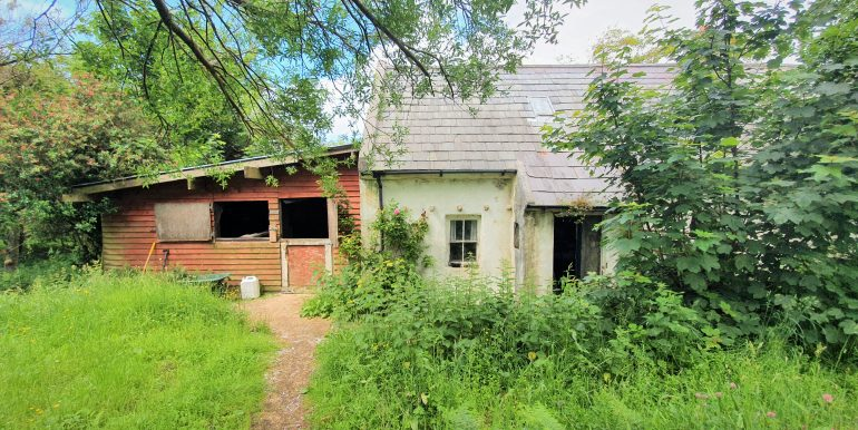 Antje cottage and stable adj June 2021