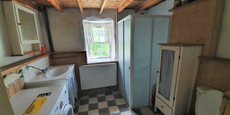 Antje cottage bathroom wash room adj 2021