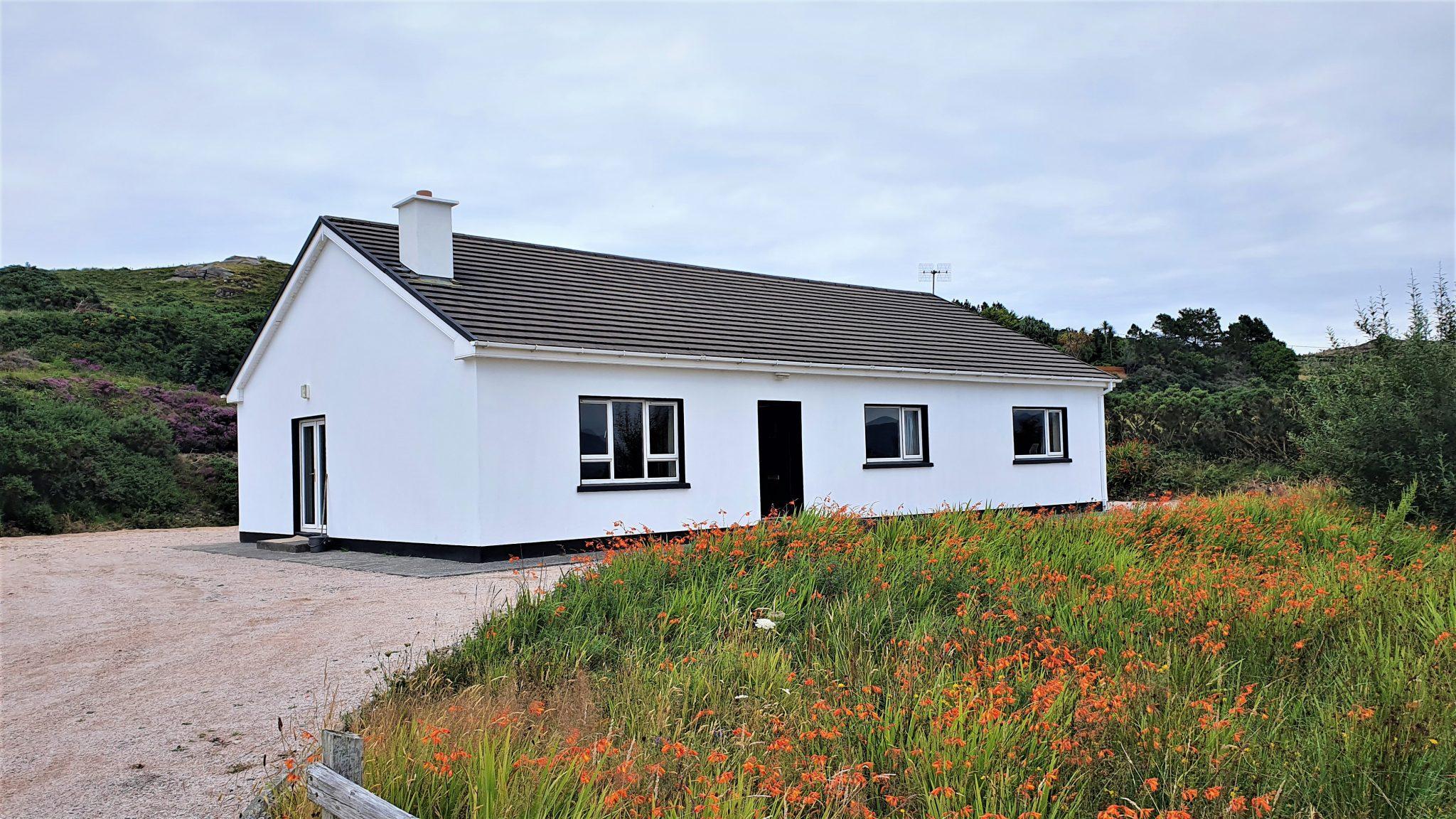4 Bedroom Bungalow – Derryconor, Gortahork.
