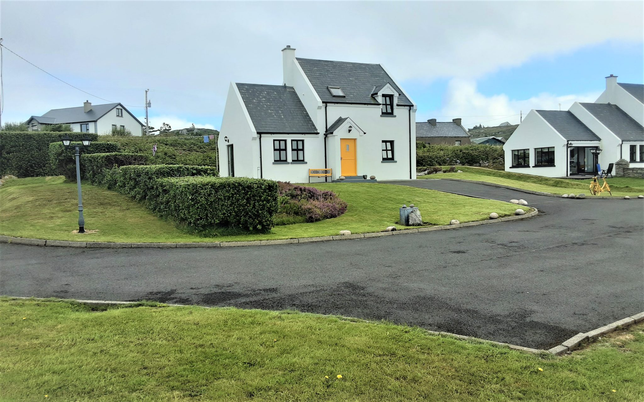3 Belcruit, Kincasslagh – 3 Bedroom House.